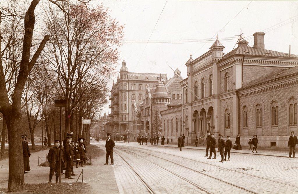 Renströmska bad och tvättanstalten 1876